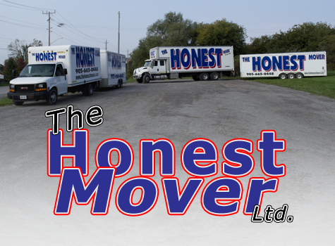 The Honest Mover Logo